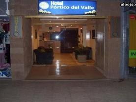 Pórtico del Valle, Las Heras