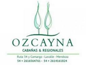 Cabañas Ozcayna, Lavalle