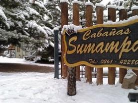 Cabañas Sumampa, Las Heras