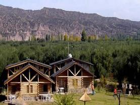 Cabañas Valle Lunlunta, Maipú