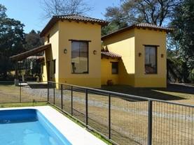 CABAÑAS LA ESCONDIDA, Villa San Lorenzo