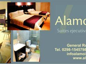 ALAMO INN Suites Ejecutivas express, General Roca