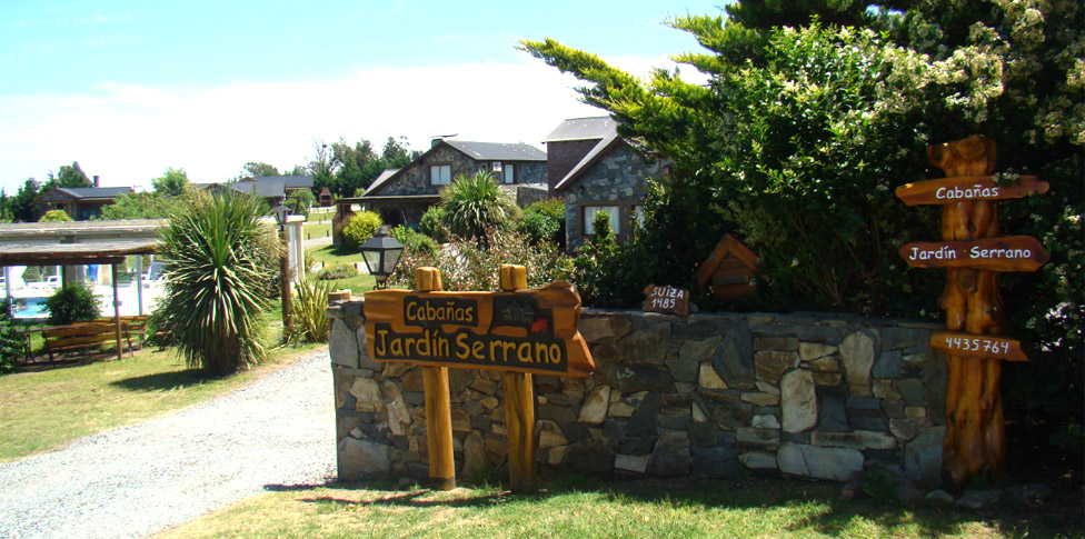 Cabañas Jardín Serrano, Tandil