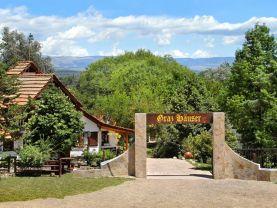 Cabañas Graz Häuser, Villa General Belgrano