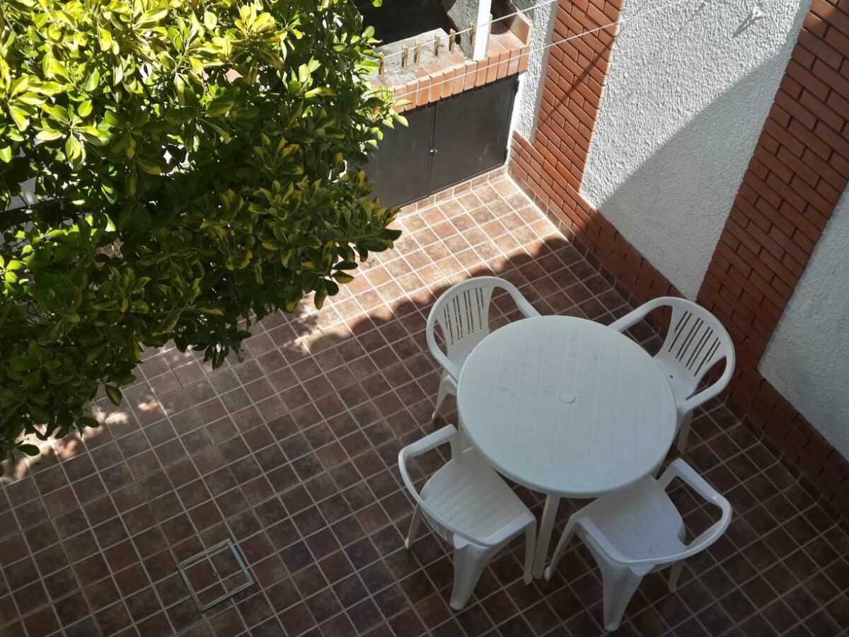 Duplex 5 pers  patio c/parrilla, Villa Gesell