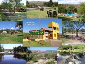 El Refugio de Juan, Mina Clavero