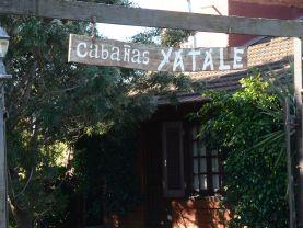Cabañas Yatale (en Chascomus), Chascomus