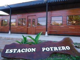 Cabañas ESTACION POTRERO, Potrero de Los Funes