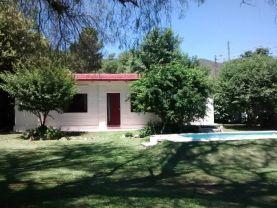 Casa para 4 a 12 personas, Sierras de Córdoba, Bialet Masse