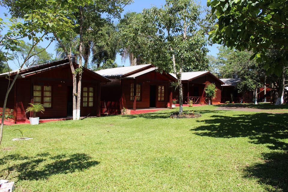 cabañas mbocay, Puerto Iguazú