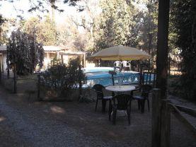 cabañas las piedras, Villa San Lorenzo