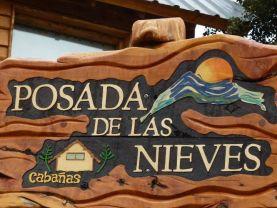 Cabaña en Villa Pehuenia - POSADA DE LAS NIEVES, Villa Pehuenia