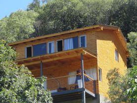 Cabaña La Matilde, Río Ceballos