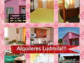 ALQUILERES LUDMILA ALQUILO CASA DE 4 A 7 PERSONAS, Colon