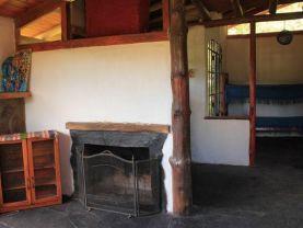 Largentina cabaña de troncos, Tanti