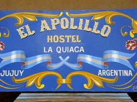 El Apolillo Hostel, La Quiaca