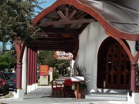 Grand Hotel Sierra de la Ventana, Sierra de la ventana