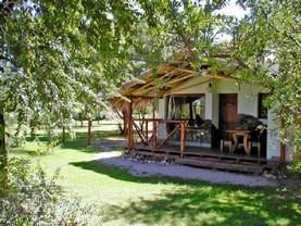 Refugio del Rio, Mina Clavero