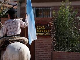 Luna Serrana , Villa Cura Brochero