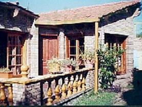 Hostel Ruca-Potu, Pico Truncado