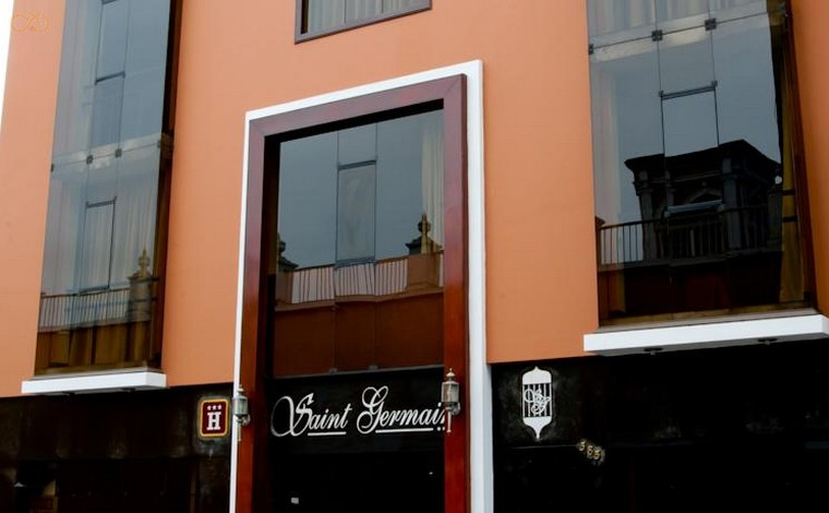Saint Germain Hotel, Trujillo
