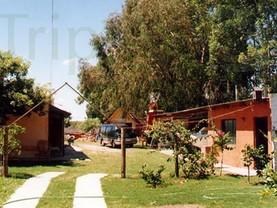 Río Manso Complejo, Esquina