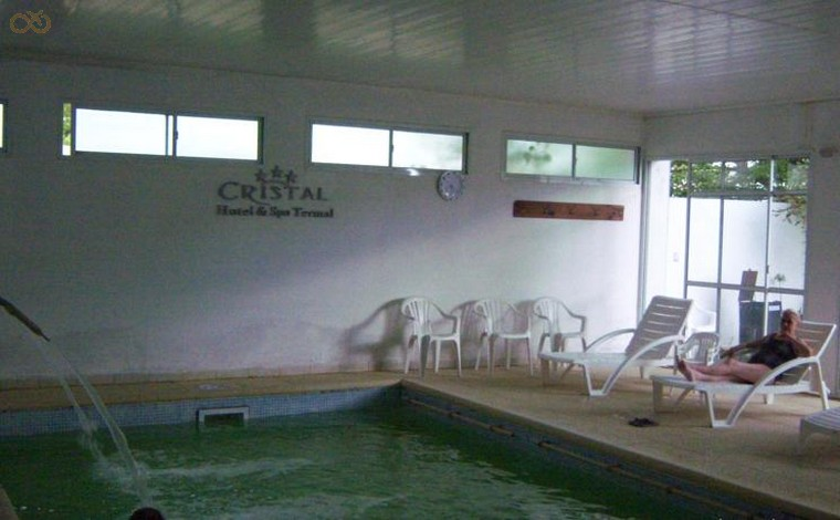 Termas Hotel Cristal, Carhué
