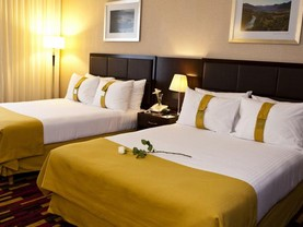 Holiday Inn Ezeiza, Ciudad Evita