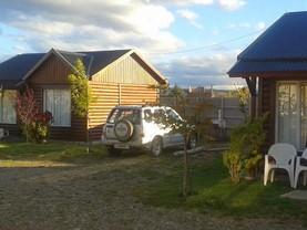 Cabañas Costa del Percy, Trevelin