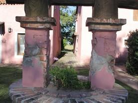 Estancia La Faustina, Villa del Totoral