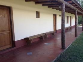 Huella Ibera, Colonia Carlos Pellegrini