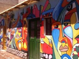 Giramundo Hostel, Humahuaca