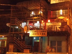 Runasimi Hostel, Máncora