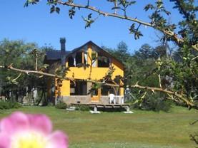 Cabañas Brillo De Luna Eco-Lodge, Villa Pehuenia
