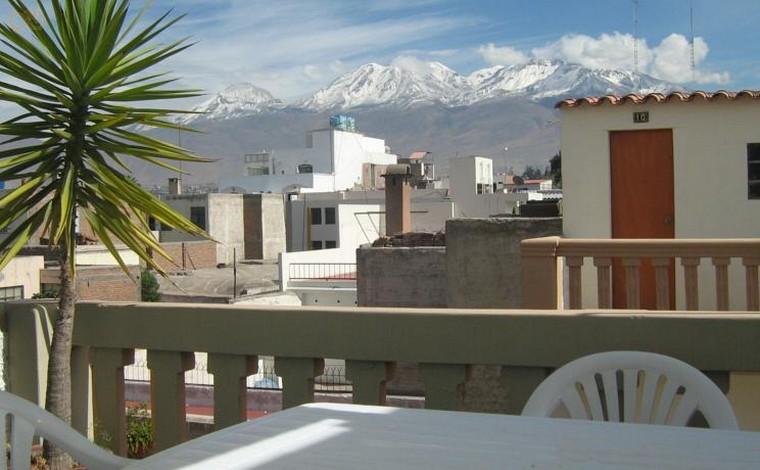 El Albergue Español Arequipa, Arequipa