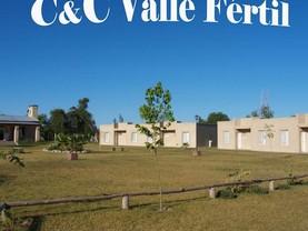 Apart C&C Valle Fértil, Valle Fértil