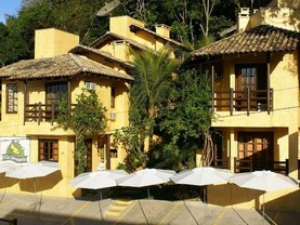 Pousada Villa Garoupeta, Bombinhas