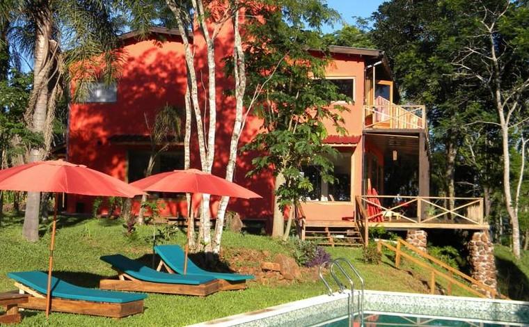 El Soberbio Lodge, El Soberbio