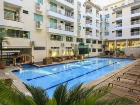 Apartamento no Condominio Summer Beach, Bombinhas