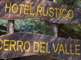 Hotel Rustico Cerro Del Valle, Valle Fértil