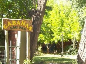 Cabañas Lau Pau, San Rafael