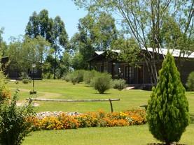 Hotel Las Azaleas, Jardín América