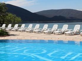 Hotel Del Dique, Coronel Moldes