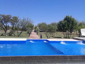 Jardines del Atuel, Valle Grande