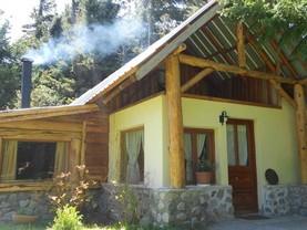 Eluney Cabañas, Villa Traful
