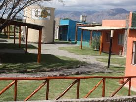 Cabañas Valles Calchaquies, Santa María