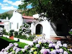 Hosteria Magdalena, Cortaderas
