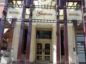 Hotel Galicia, Trelew