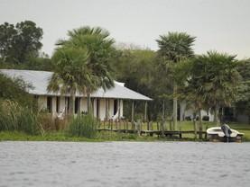 Posada de la Laguna, Colonia Carlos Pellegrini