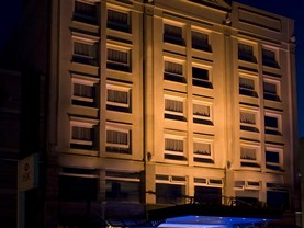 Hotel Patagonia, Río Gallegos